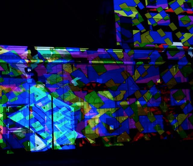 live mapping at Genius Loci Lab